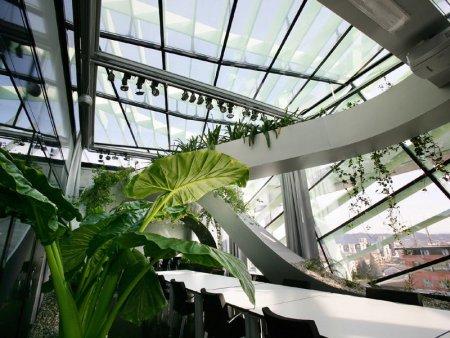 В ЦАО Москвы открылся трехзвездочный отель со стеклянным атриумом