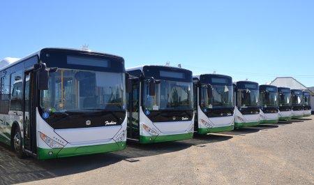 В Митине откроют автобусный парк