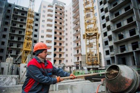 В России значительно увеличился ввод жилых домов