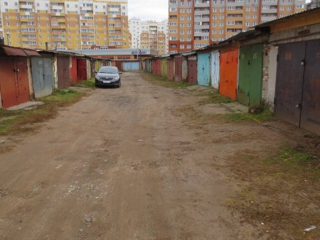 Некоторые дома реновации появятся на месте гаражей