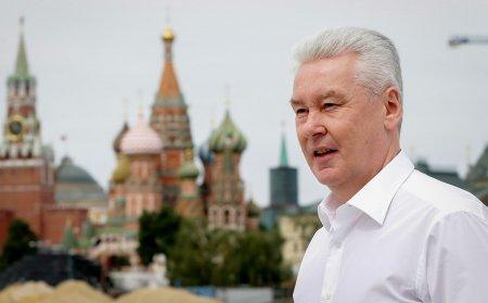 Мэр Москвы объявил готовность нового участка «желтой» линии метро