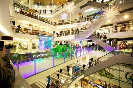 В Зеленограде открыли большой торговый комплекс