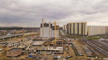 На ТПУ «желтой» ветки метро Москвы возведут более полумиллиона кв. м недвижимости