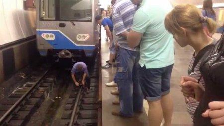 Из-за ЧП на салатовой ветке столичного метро поезда ходят с задержками