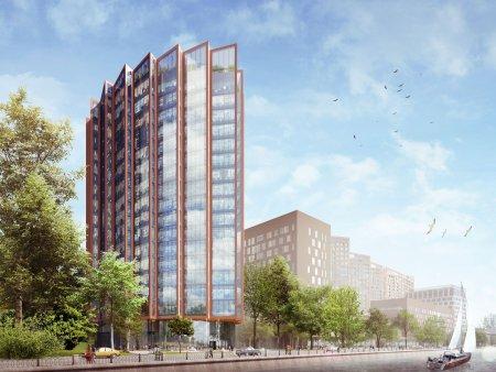 В Москве появится высотный бизнес-центр DM Tower класса «А»