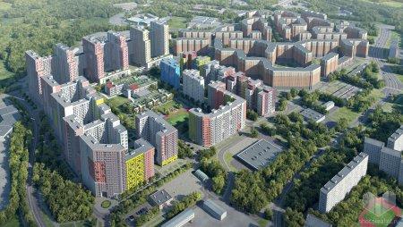 Мэрия столицы продлила разрешения на две очереди ЖК «Царицыно»