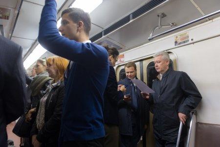 Собянин: метро Москвы увеличится вдвое