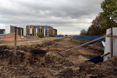 ФСК «Лидер» приобрела в Петербурге земельный массив под застройку