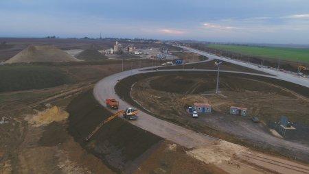 Запущен участок крымской трассы «Таврида»