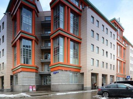Банк «Открытие» завладел московским БЦ премиум-класса