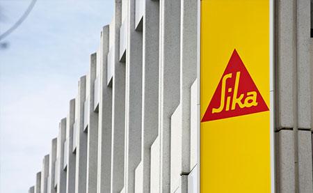 Sika может потратить до 1 млрд долларов на слияния и поглощения
