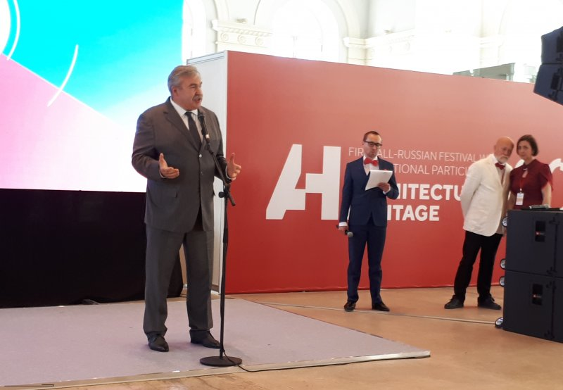 В столицеРФ откроют фестиваль «Архитектурное наследие»