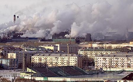 Моногорода в России