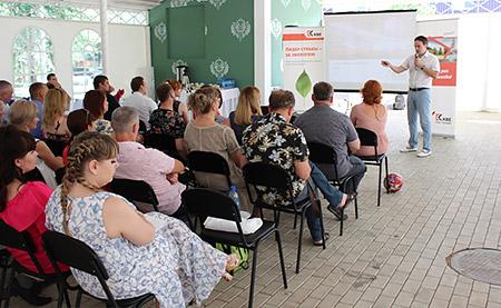 profine RUS совместно с «Юнис Групп» провели дилерскую конференцию в Поволжье