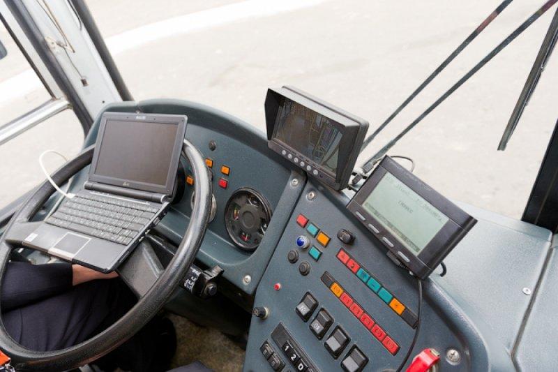 ВПодмосковье запустили систему навигационного контроля автобусов