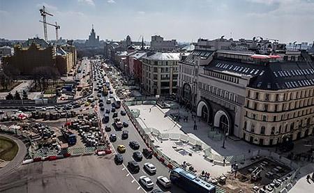 Урбанистический форум 2018: Москва поглощена сама собой и до регионов ей нет дела