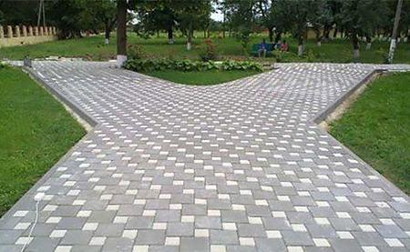 Тротуарная плитка:  мощеная дорога к потребителю
