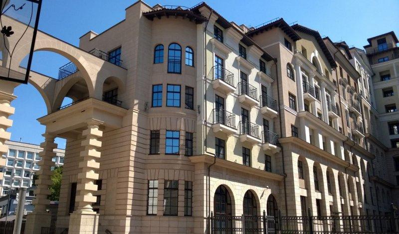 Продажи напервичном рынке дорогого жилья столицы увеличились натреть