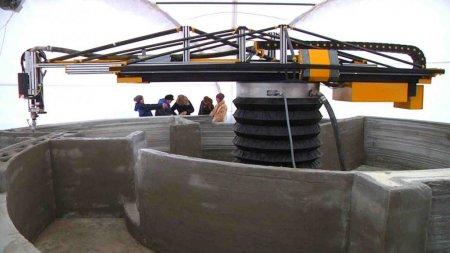 В России производят самые большие в мире строительные 3D-принтеры