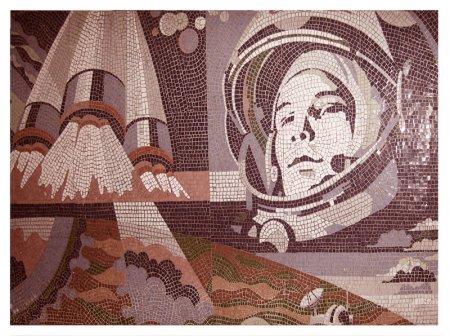 «Галс-Девелопмент» декорирует свой ЖК исторической мозаикой
