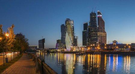 Названы сроки строительства самого высокого небоскреба «Москва-Сити»