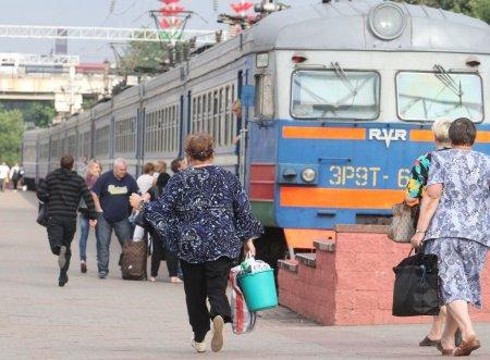 Пенсионеры московского региона получили бесплатный проезд на электричках