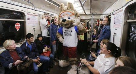 В метро Москвы назвали самые странные вопросы от гостей ЧМ-2018