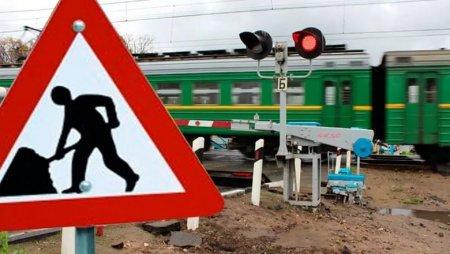 В Петербурге временно закроют железнодорожный переезд Левашово