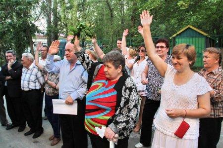 ГЗК запретила строить гаражи в новомосковском поселении