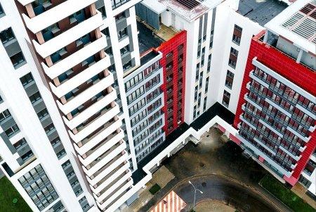 В столице на кадастровый учет поставлены новые дома реновации