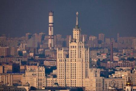 Спрос на жилую недвижимость в Москве скачкообразно вырос