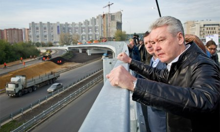 В Москве создадут новый транспортный каркас