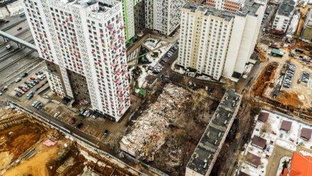 Названы габариты дома реновации на северо-востоке Москвы