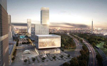 «ЛСР» возведет в «Зиларт» 150-метровую жилую высотку