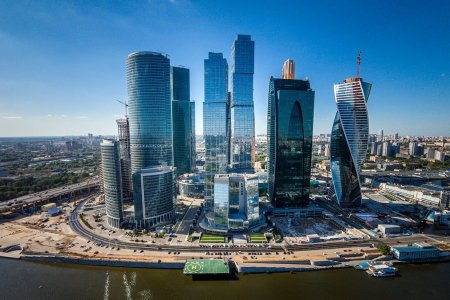 Число сделок в «Москва-Сити» выросло в разы