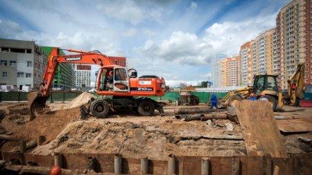 Сколько площадок под жилье реновации появится на юго-западе столицы