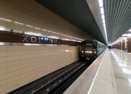 На три месяца меняется режим работы метро «Ховрино»