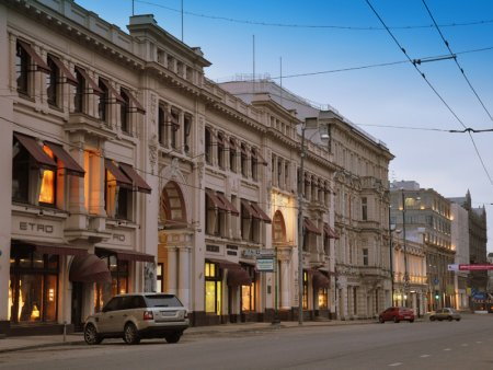 Памятник культуры на Кузнецком Мосту ожидает перестройка
