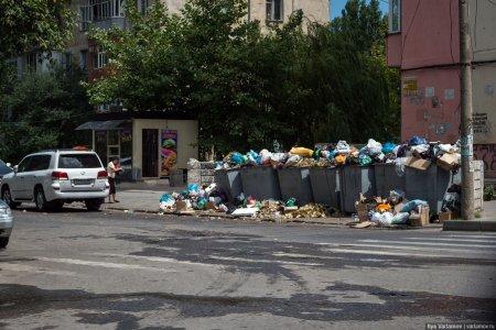 Объемы мусора в центре столицы во время ЧМ-2018 увеличились в разы
