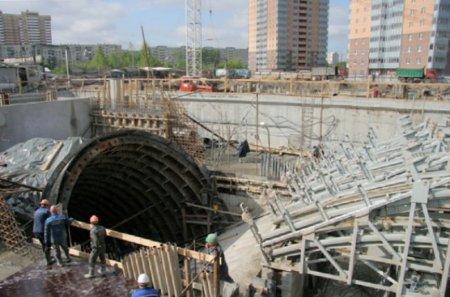 В Петербурге собираются запустить проектное управление строительством метро