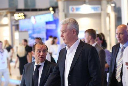 Мэр столицы открыл Московский урбан-форум