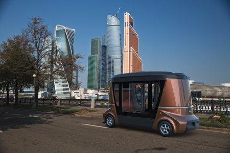 В Москве будут развивать беспилотный транспорт