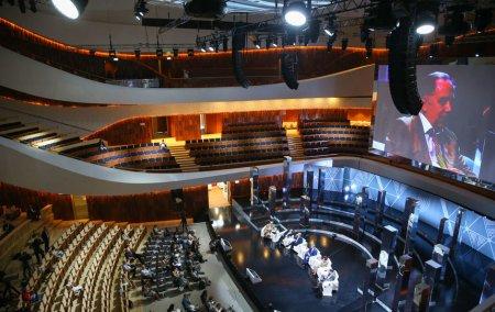 Президент России объявил концертный зал «Зарядье» одним из лучших в Европе