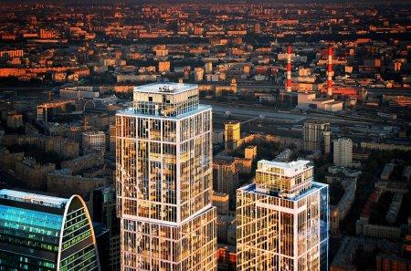 Количество сделок в московских жилых небоскребах возросло в разы