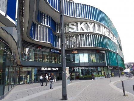 Материалы «КНАУФ» стали основой спецэффектов в немецком Skyline Plaza