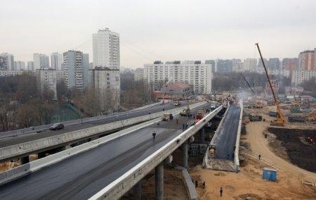 Назван год открытия южного дублера Кутузовского проспекта