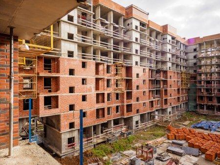 ФСК «Лидер» готова заняться достройкой домов Urban Group