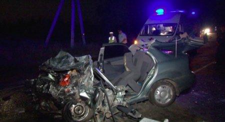 В Люберцах произошло страшное ДТП, есть погибшие