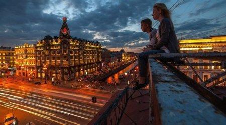 В Петербурге собрались штрафовать за экскурсии на крышах