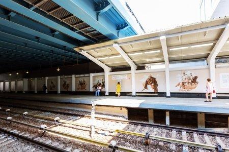 В московском правительстве определились с обликом семи станций метро